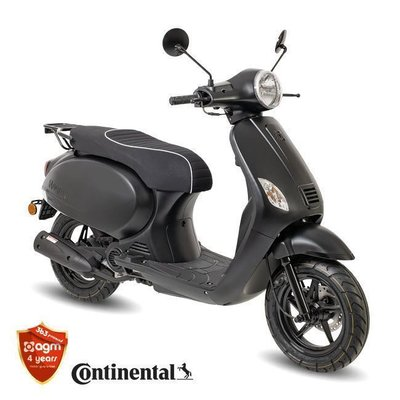 AGM VX50 PLUS-i matzwart