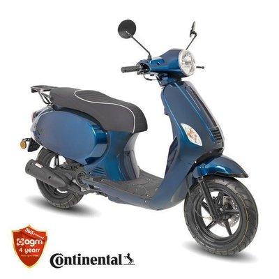 AGM VX50 PLUS-i blauw