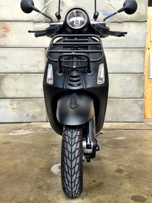 Vespa Primavera Black Bliss