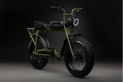 Super 73 SG1 Army Green - Niet meer leverbaar