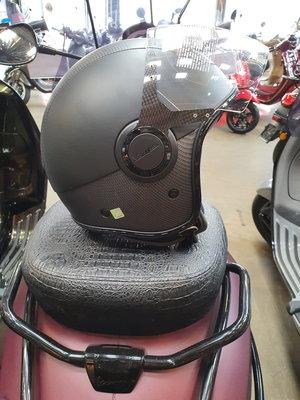 Vespa carbon helm