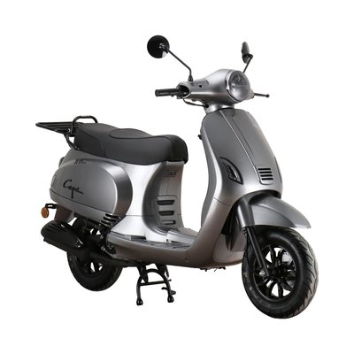 Santini Capri Digital EFI Scooter Meteor Grey 2021