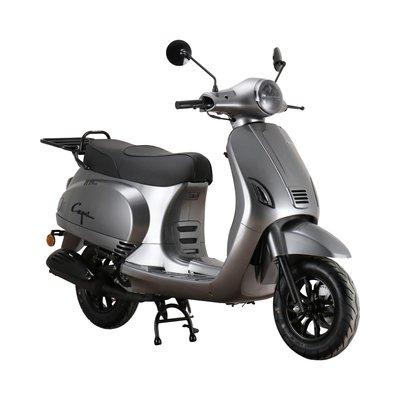 Santini Capri Digital EFI Scooter Meteor Grey 2021 E5