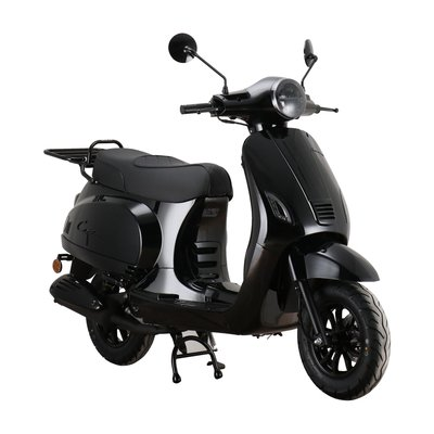 Santini Capri Digital EFI Scooter Glanszwart 2021