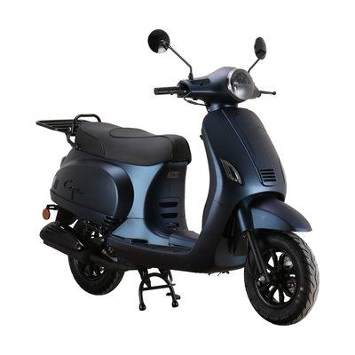 Santini Capri Digital EFI Scooter Matblauw 2021 E5