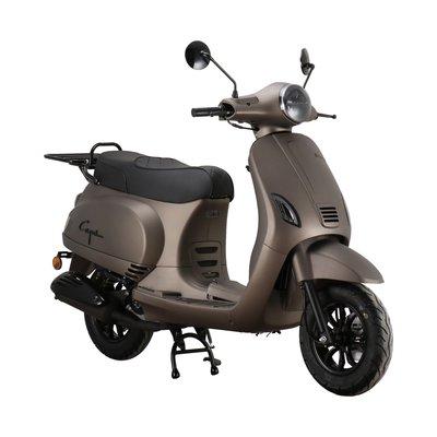 Santini Capri Digital EFI Scooter Matbrons 2021 E5