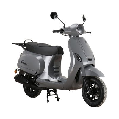 Santini Capri Digital EFI Scooter Nardo Grey 2021