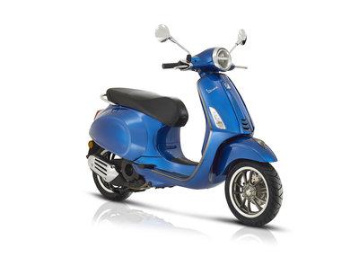 Vespa Primavera S Blue Blauw E5 Nieuwe Editie 2021