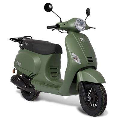 AGM VX50 E4 Scooter Matgroen