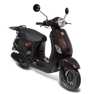 AGM VX50 E4 Scooter Bruin metallic
