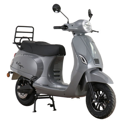 Santini e-Capri 3.0 Elektrische Scooter Nardo Grey