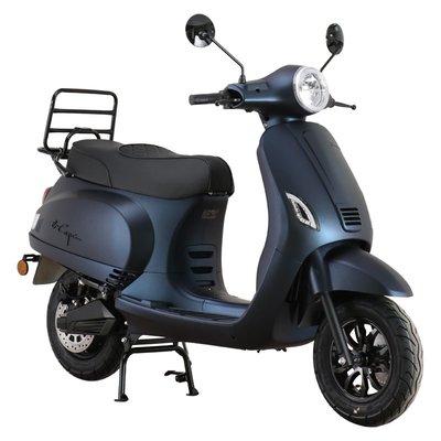 Santini e-Capri 3.0 Elektrische Scooter Matblauw