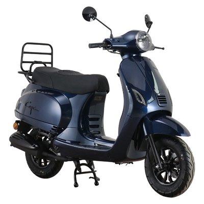 Santini Capri Digital EFI Scooter Blauw metallic 2021 E5
