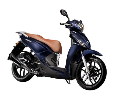 Kymco New People S Donkerblauw E5