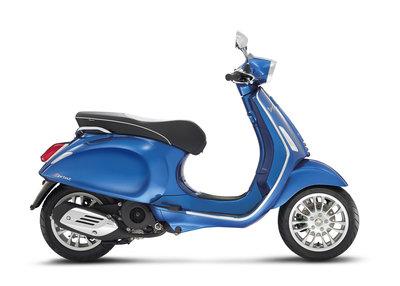 Vespa Sprint 125cc ABS Azzurro Blauw