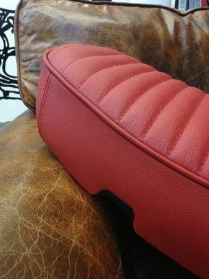 Vespa S Duo Sport Genuine Leather
