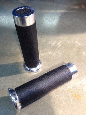 Vespa Grips LX/S Black