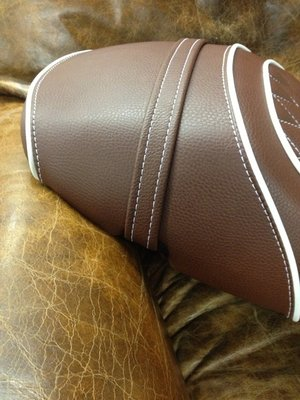 Vespa S Brown Spyker