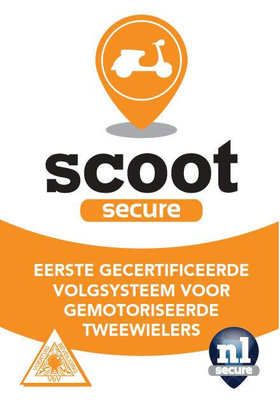 Scootsecure volgsysteem