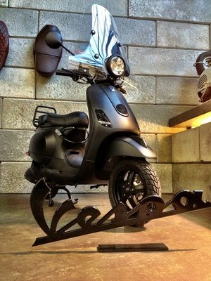 Vespa LXV Black Bliss