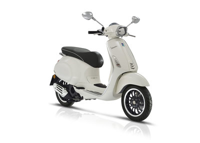 Vespa Sprint Montebianco Wit E4 I-GET scooter