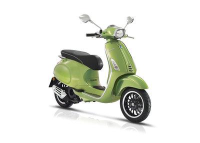 Vespa Sprint Verde Speranza Groen E4 I-GET