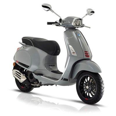 Vespa Sprint S Nardo Grey E4 I-GET scooter