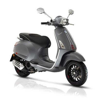 Vespa Sprint S Matgrijs E4 I-GET scooter