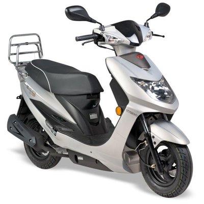 Kymco VP50 E4 Techo Silver