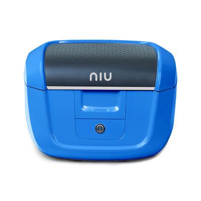 Niu M1 koffer blauw