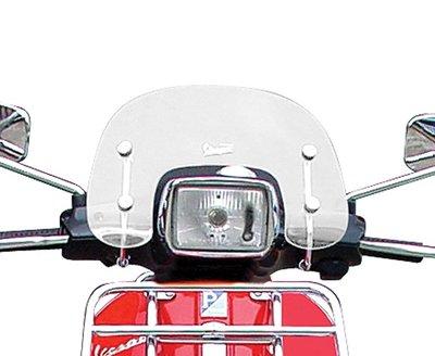 Windscherm laag Vespa S accessoire