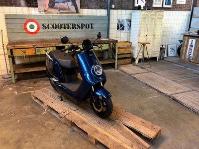 Niu N1s Elektrische scooter 25km/u. ex-demo model