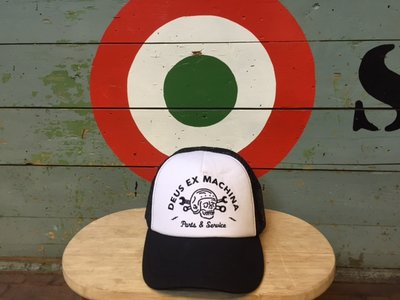 Deus ex Machina Carlo Trucker Pet