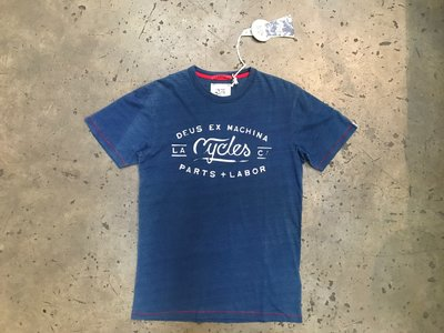 Deus ex Machina Le Cycle Tee T-shirt
