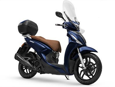 Kymco New People S E4 Deep Ocean Blue 45 km/u