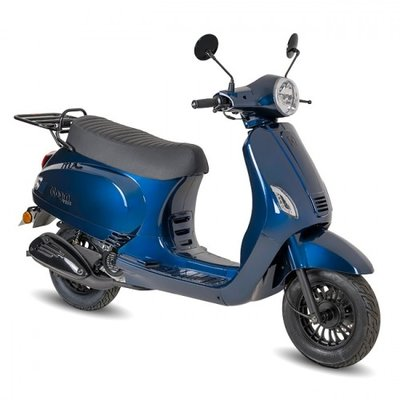 AGM VX50 E4 Scooter Donkerblauw