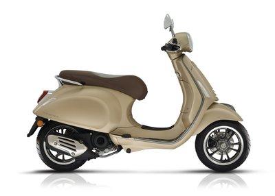 Vespa Primavera S I-GET E4 Beige Matt scooter 2018/2019