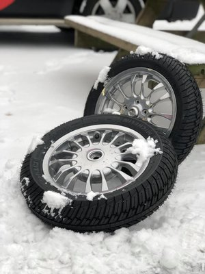 All-Season/Wintergrip Michelin Set