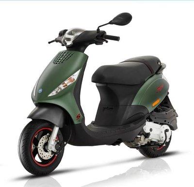 Piaggio Zip S 4-takt I-Get Matgroen E4