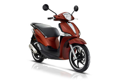Piaggio Liberty S I-GET Matrood E4