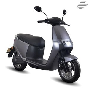 AGM Ecooter E2 matgrijs