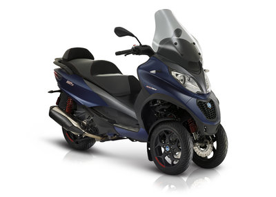 Piaggio MP3 500 Sport Advanced Blue
