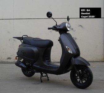 Santini Capri Matzwart 2020 EFI E4