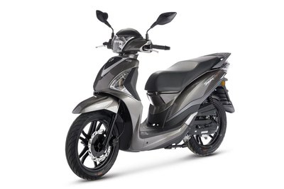 Sym Symphony ST Bruin (Metallic Light Brown) E4