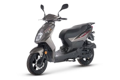 Sym Orbit II Bruin (Metallic Light Brown) E4