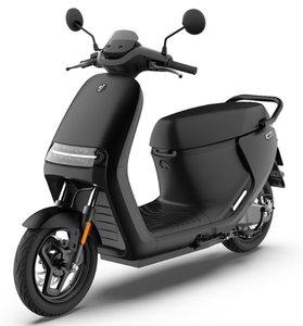 Segway E110SE elektrische scooter matzwart
