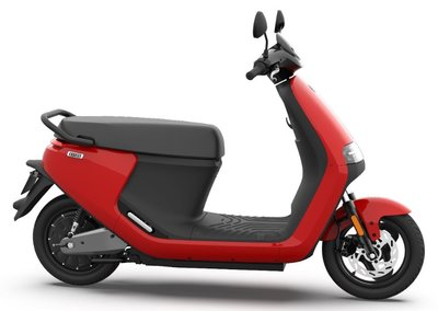 Segway E110s Elektrische scooter Rood eScooter Intense Red Glossy