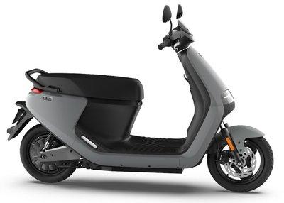 Segway E110s Elektrische scooter Matgrijs eScooter Stone Grey Matte