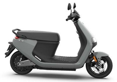 Segway E110s Elektrische scooter Grijs eScooter Steel Grey Glossy