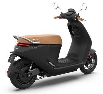 Segway E125s Elektrische scooter Zwart eScooter Phantom Black Glossy